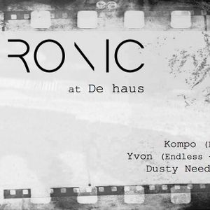 Yvon @ Beatronic W/ A.G at De Haus 11/12/16