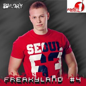 Freakyland on Radio 1 (Satu Mare) (30.04.2014)