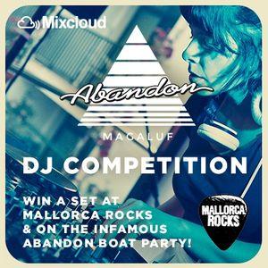 ABANDON MAGALUF DJ COMPETITION
