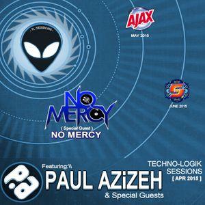 Paul Azizeh Presents TL Sessions: Episode 4 feat. DJ No Mercy