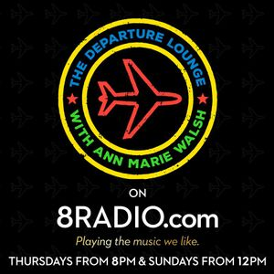 Ann Marie Walsh The Departure Lounge #271 May 2nd 2019 - feat album Paul Tiernan 'The Invisible Man'