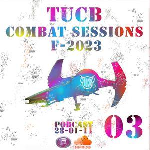 "Combat Sessions 03 ""F-2023"""