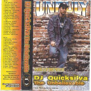DJ Quicksilva - The Unbelievable (1998 Old School Baltimore Club Music Mixtape)