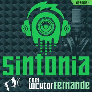 Programa Sintonia Com Locutor Fernande Na Rádio Sound Hits 2°edição