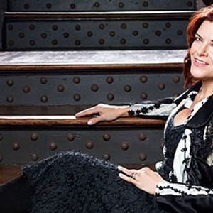 Rosanne Cash ~ Interview with DJ Easy Wind and Jumpin' J.B. From HomegrownRadioNJ.org
