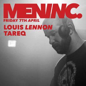 MenInc. exclusive mix by Louis Lennon