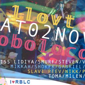 ROBOLOCO @ THE LOFT :: LENTOFF - 02.11.13