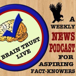 BTL #217 - THE BAD NEWS BRAIN TRUST [SPECIAL GUESTS: CHUCK LUDWIG/JULIANNE SIMITZ] - 10/17/16