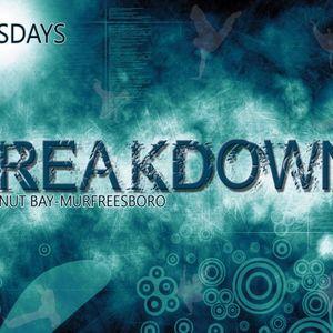 Live at Breakdown (April 2010)