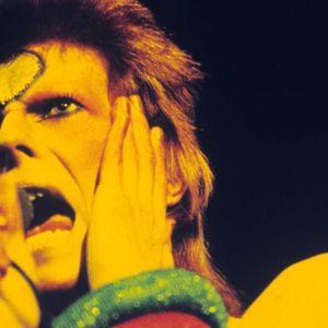 Mystic Rebellion: David Bowie