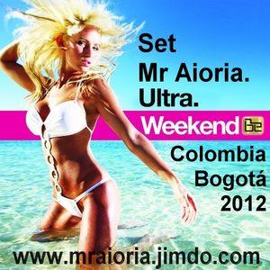 Set Mr Aioria - Ultra Weekend