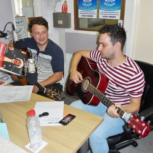FLOREAT LIVE SESSIONS WITH ALAN HARE HOSPITAL RADIO MEDWAY