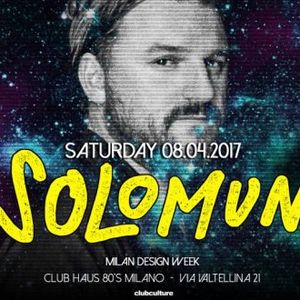 Solomun - Live @ Club Haus 80s (Milano) - 08.04.2017