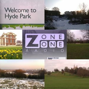 Celebrating the Parks of London 13.3.2012