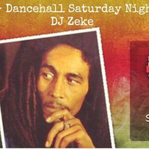 SiriusXM Dancehall Saturday Night Live with DJ ZEKE 8/9/14 (Audio)