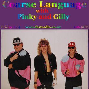 Coarse Language - Week 8 (90's Hip-Hop)