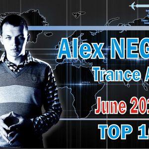 Alex NEGNIY - Trance Air - TOP10 of JUNE 2015