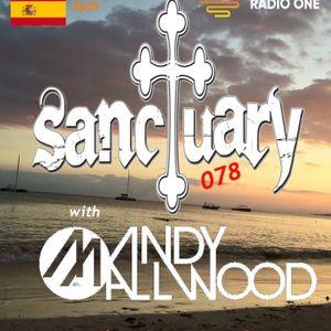 Sanctuary Show 078 ~ Ibiza Radio 1 ~ 21/10/18
