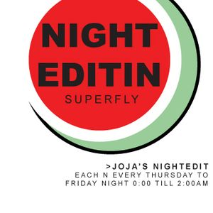 Joja's Nightedit JNE @ Superfly.fm - Techtrix