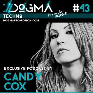 Candy Cox - Techno Live Set // Dogma Techno Podcast [July 2015]