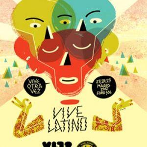 Oriente subterráneo programa especial sobre el vive latino transmitido el día 08 12 2011 por Radio F
