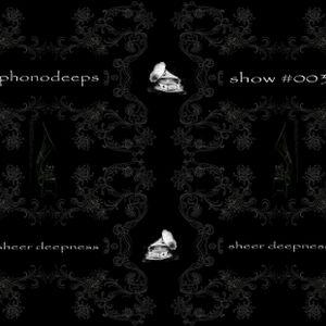 Phonodeeps Musique Show #003