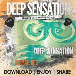 Deep Sensation - Summer Set 2012 Mixed by Sorinn M