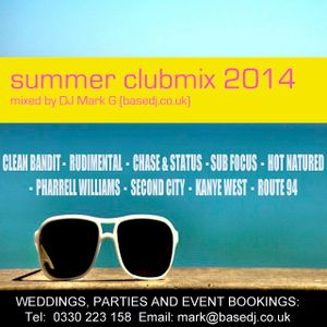 Summer Club Mix 2014 - mixed by DJ Mark G from BaseDj.co.uk