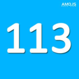 AMDJS Radio Show - Vol113