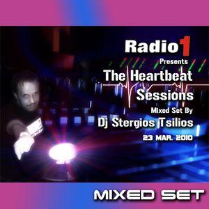 Dj Stergios T. aka Sigma Pr - The Heartbeat Sessions Mix Set 23 Mar. 2011