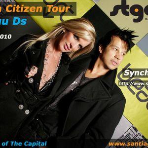 Urban Citizen Tour ft. Figu Ds - s02 - Synchronicity