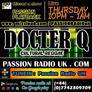 09-03-17 DOCTOR Q PASSION RADIO LIVE