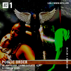 PUBLIC ORDER W/ SOFTGLOVE, LIVING GATLATO, JLTE & LAWSON BENN - 20th November 2020