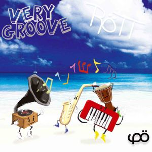 Very Groove mixed by dj Rött
