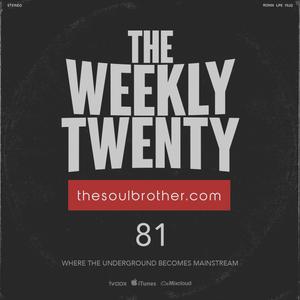 The Weekly Twenty #081
