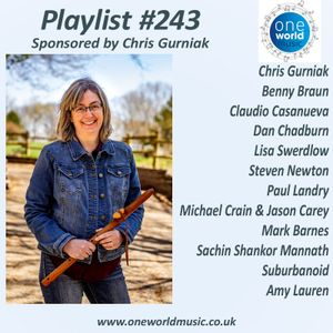 Playlist #243 Sponsored By Chris Gurniak