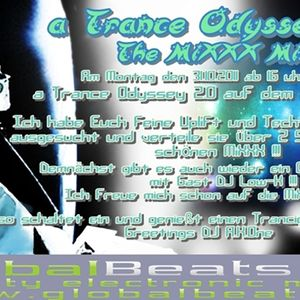 a Trance Odyssey 2.0! The MiXXX Mission 31.10.2011MiXXXcloud_Special