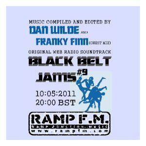 Black Belt Jams #9 inc. DJ Franky Finn Guest Mix