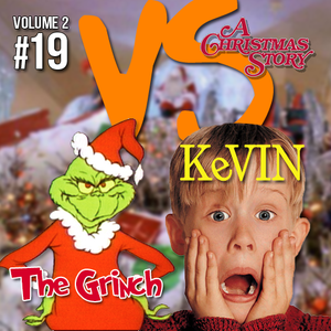 The Grinch vs Kevin McAlister