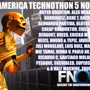 2 AnD a Half Machine @ fnoob Techno Radio