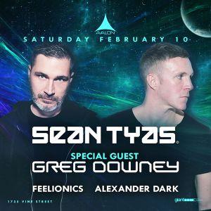 Greg Downey Live @ Avalon, Hollywood USA 10-02-2018