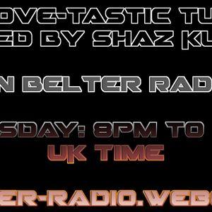 Shaz Kuiama - Groove-Tastic Tunes - 15th February 2018