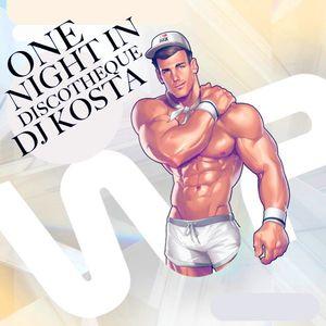 DJ Kosta - One Night In Discotheque