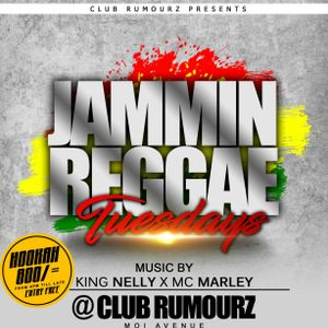 JAMMIN' REGGAE LIVE CLUB MIX, NAIROBI KENYA. PART 1