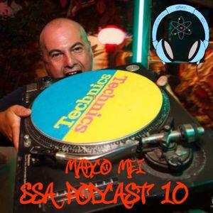 Scientific Sound Radio Podcast 10, Marco Mei's 25 years in Da House part 1