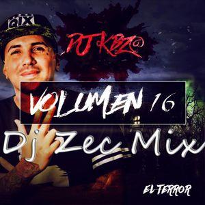 Dj Kbz@ Vol 16 Mix-Dj Zec
