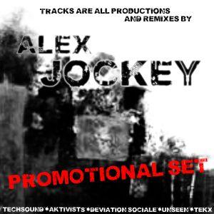 Alex Jockey Promotional Set
