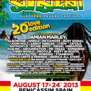 Elis reggae world meets Teresa of Rototom Sunsplash