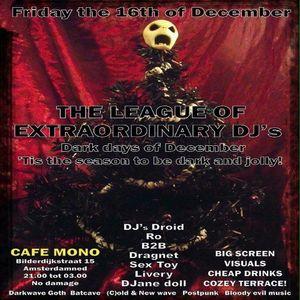 Cafe Mono Setlist (16-12-2016)