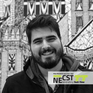 NECST Tech Time II, 16 – Luca Stornaiuolo – 06/03/2019